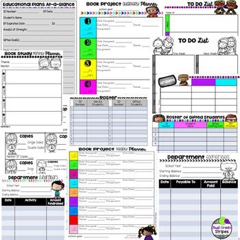 Organizational Forms - Editable