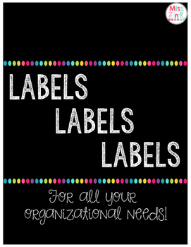 Organizational Labels
