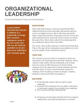 Organizational Leadership (CTE)