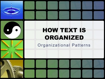 Unit: Organizational Patterns