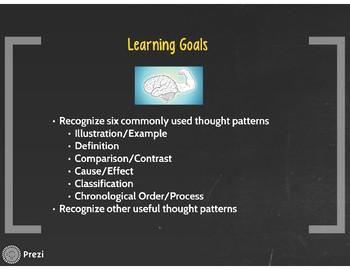 Organizational Patterns