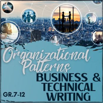 Organizational Patterns in Business Writing - Worksheet
