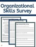 Organizational Skills Checklist