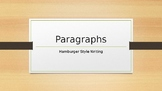 Organizational Strategy & Lesson for teaching paragraphs o