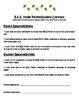 Organizational Student BEE Folder (Bring Everything Everyday)