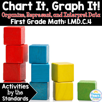 Organize, Represent, & Interpret Data: Chart It, Graph It 1.MD.C.4 Common Core