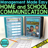 PARENT COMMUNICATION NOTES - DOCUMENT & ORGANIZE INTERACTIONS with FAMILIES