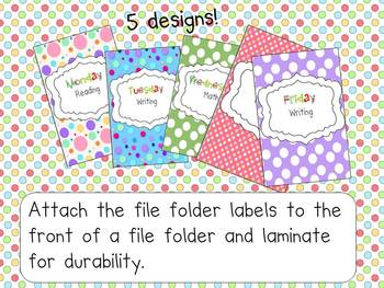 Organize Your Lesson Materials: Lesson Plan Tubs & Labels