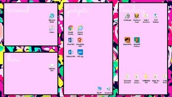 Organized Desktop