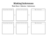 Organizer for Making Inferences
