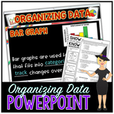 Organizing Data and Types of Graphs PowerPoint & Quiz