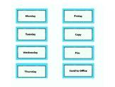 Organizing Labels