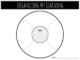 Organizing My Learning Web