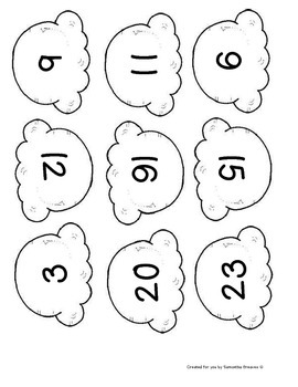 Organizing Numbers by Tens Center