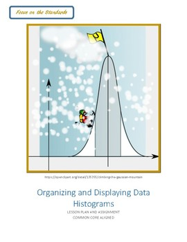 Organizing and Displaying Data: Histograms