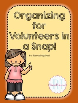 Organizing for Volunteers in a Snap!