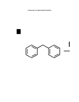 Organometallic Reaction Problems