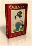 Oriental - 520 public domain images on DVD inc. Japanese art & Chinese images