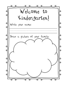 Orientation Worksheet