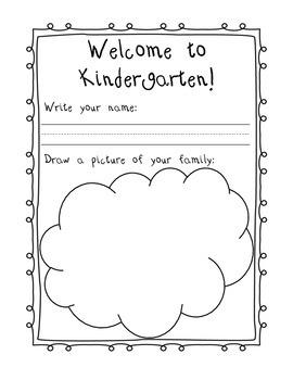 Orientation Worksheet
