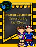 Orienteering Unit Plan