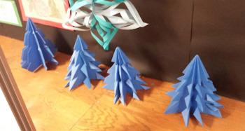 Origami 3D Tree Handout