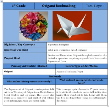 A Brief History of Origami and Paper Folding as Art | 343x350