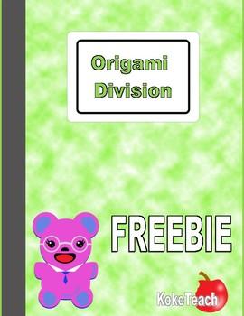 Origami Division Freebie