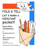 Origami Fold and Tell