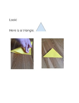 Origami Guided Reading Book Level A: Let's Make a Fox