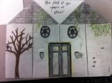 Origami House of Usher - Edgar Allan Poe