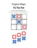 Origami Magic Tic-Tac-Toe