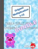 Origami Multiplication 1-12 Bundle