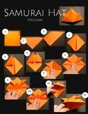 Origami - Samurai Hat