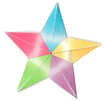 Origami Stars and Spinning Top Bundle