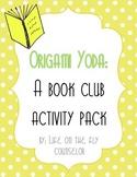 Origami Yoda Book Club Activity Pack