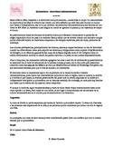 Origen de la quinceañera | History of quinceaneras. Lectur
