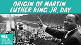 Origin of Everything How Did Martin Luther King Jr. Get a