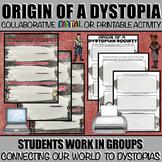 Origin of a Dystopian Society: Collaborative DIGITAL or PR
