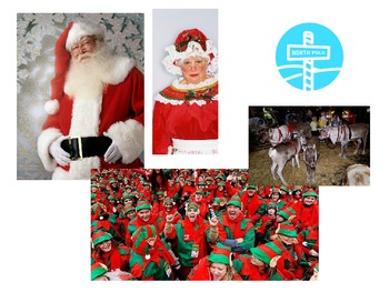 Origina TPRS: La Ropa de Papá Noel (Christmas, clothing, w