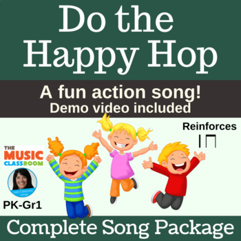 """Original Action Song 