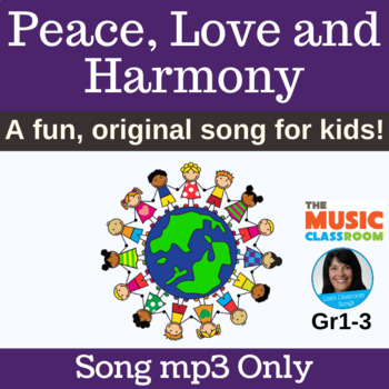 """Original Anti-Bullying/Friendship Song 