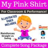 Anti-Bullying Song & Activity   Pink Shirt Day   Friendshi