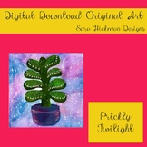 Original Art from Sara Hickman Designs