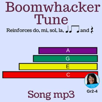 "Original Boomwhacker Song | ""Boomwhacker Tune"" | Song mp3"