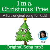 Original Christmas Song | Christmas Tree Song | Song mp3 Only