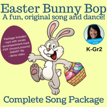 "Original Easter Song & Dance | ""Easter Bunny Bop"" | Complete Package"