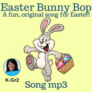 "Original Easter Song | ""Easter Bunny Bop"" | Song mp3"