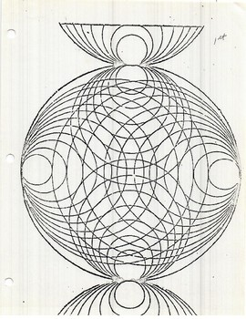 Original Geometric Coloring Sheet