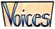 Original Illustration Animal Voice Chart